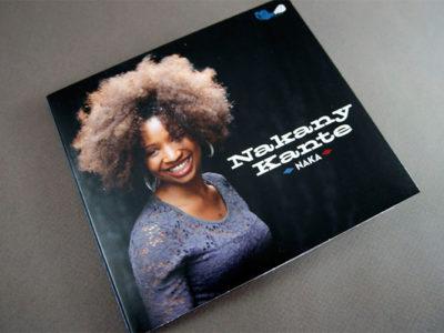NAKANY KANTE – NAKA · ESTAMPACIÓN CD ·