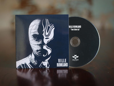 VILLE ROWLAND – THE SIDES EP · ESTAMPACIÓN CD ·