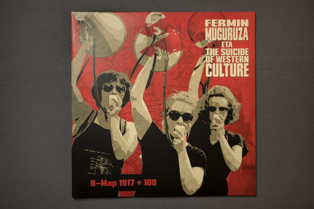 Fermin Mugurza Eta The Suicide Of Western Culture - B-Map 1917 + 100