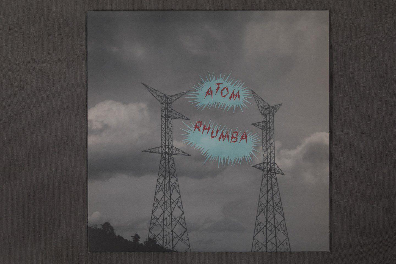 "ATOM RHUMBA - Cosmic Lexicon - Vinilo 12"""