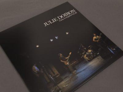 "Julie Doiron – ""Julie Doiron Canta en Español Vol. II""- Prensado de Vinilo 10"""