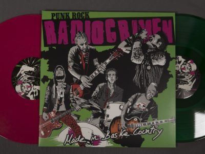 "Radio Crimen – Like In Baske Country – Vinilo 12"" Doble (2 discos)"