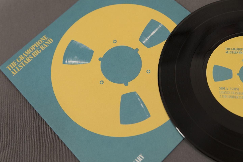 The gramophone all stars big band   prensado vinilo   wolfpack iberia