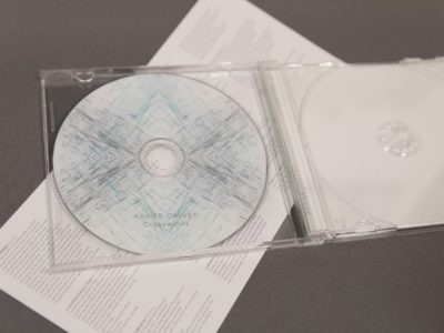 Xavier Calvet – Crosswinds – CD Jewel box