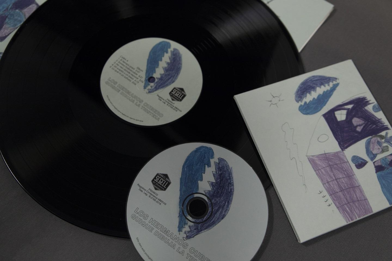Los hermanos cubero | prensado vinilo y CD digisleeve | wolfpack iberia