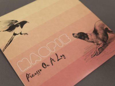 Magpie – Picasso on a log – Vinilo 7""