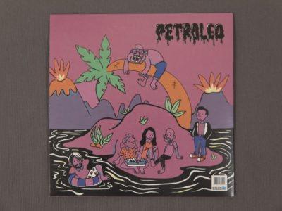 "Petróleo – Miedo a la música- Vinilo 7"""